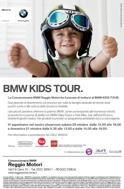 Bmw Kids Tour